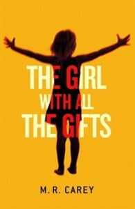 The girl with all the gifts cover